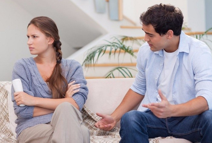 Конфликты в молодой семье 1
