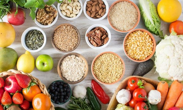 О пользе пищевых волокон
