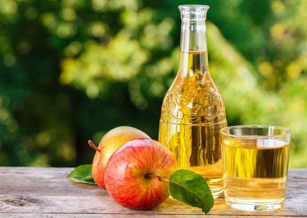 О пользе яблочного уксуса для кожи