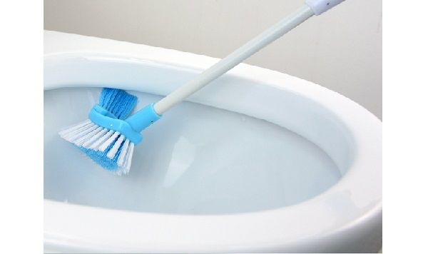 Как правильно очистить унитаз 1