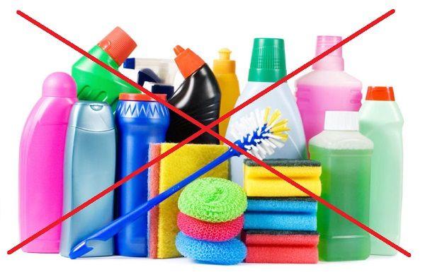 Аллергия на бытовую химию и народные средства для уборки 1