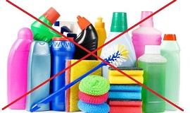 Аллергия на бытовую химию и народные средства для уборки 2