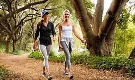 Как похудеть занимаясь ходьбой м