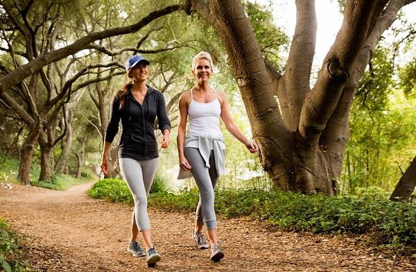 Как похудеть занимаясь ходьбой
