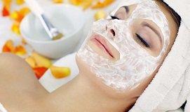 Рецепты омолаживающих масок для лица м