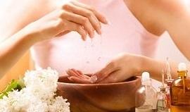 Маски и ванночки для омоложения кожи рук м