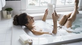Рецепты омолаживающих ванн м