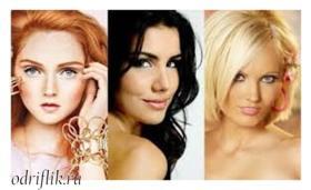 Какой цвет волос сделает женщину моложе