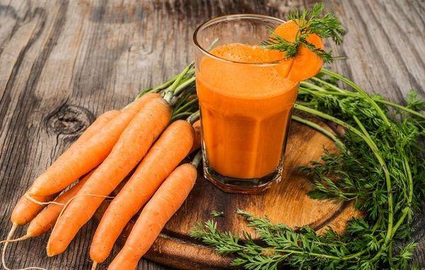 Чем полезна морковь 1