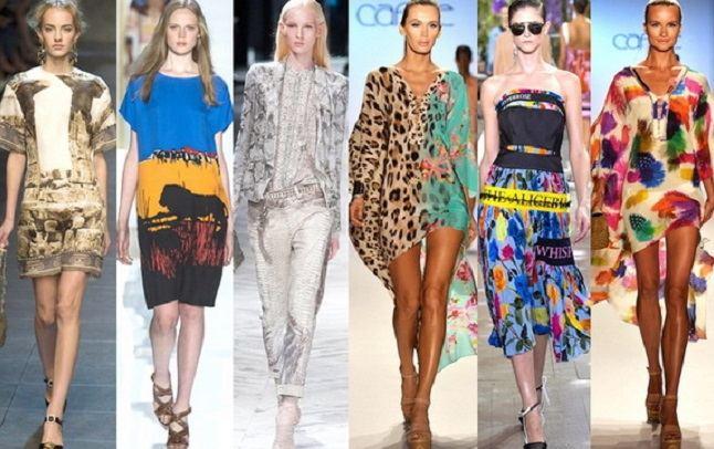 Летняя мода 2014 этнос