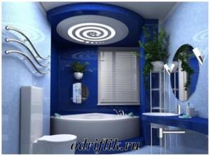 Как очистить ванную комнату быстро и дешево