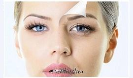 маска из крахмала для лица с ботокс-зффектом м