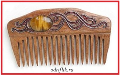 Все о деревянных расческах для волос
