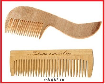 Все о деревянных расческах для волос3