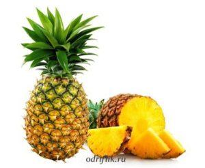 Чем полезен свежий ананас