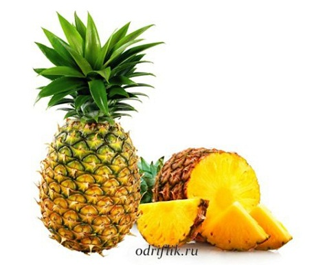 Полезен ананас для улучшения сексуальности