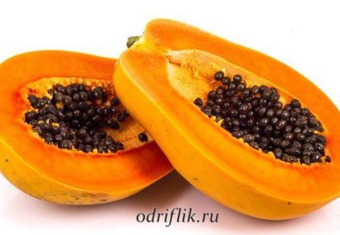 Чем полезна папайя для женщин 2
