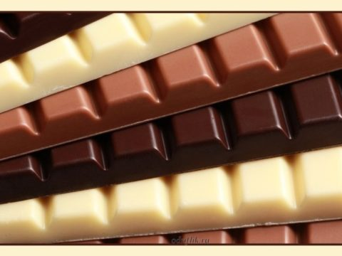 Плюсы и минусы шоколада 1