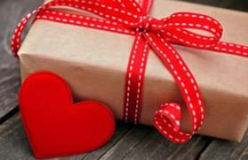 подарок парню на день влюбленных