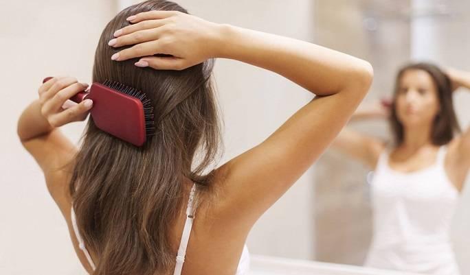 Домашние маски от перхоти и выпадения волос