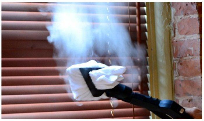 Как быстро помыть горизонтальные жалюзи 4