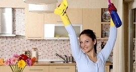 Как быстро и чисто убрать квартиру м