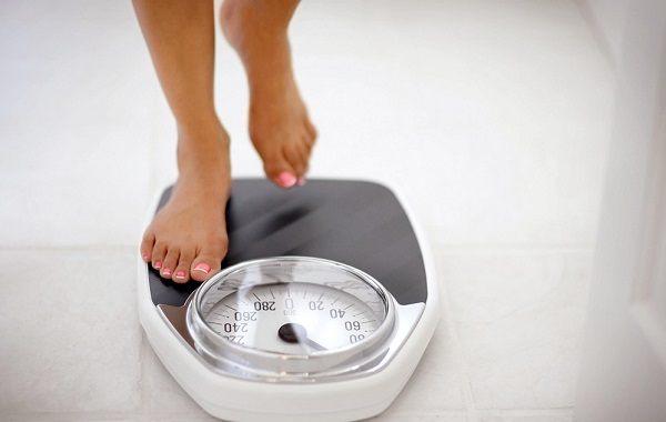 Почему вес стоит на месте 1
