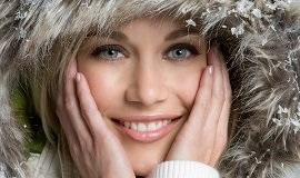 Как ухаживать за кожей зимой м
