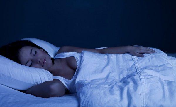 Быстрый способ заснуть 1